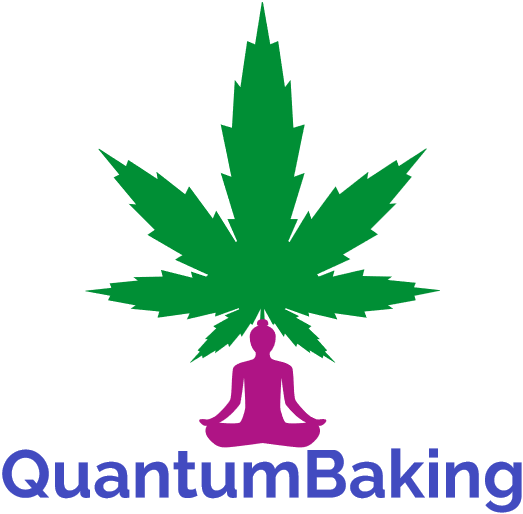 Logo for QuantumBaking blog
